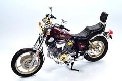 Yamaha (aliilhanak) Tags: tamiya virago yamaha