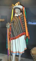 Otomi Textiles Tultepec Queretaro Mexico (Teyacapan) Tags: museum queretaro textiles prendas weavings indumentaria otomi quechquemitl