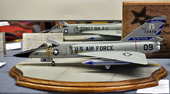 120th FIG Convair F-106A Delta Dart 57-2478 (09) / in 1/48th Scale (Wing attack Plan R) Tags: 572478 convair deltadart 186thfis 120thfig modelkit 2016 monogrammodels f106a f106adeltadart interceptor