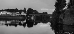 The bridge at Stourport On Severn (jodee1kenobi) Tags: stourportonsevern worcestershire reflections boats boatlife canals basins waterways