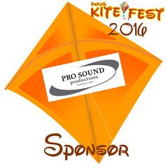kite fest sponsor pro sound
