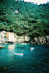 Cove portrait (Stephen Dowling) Tags: 35mm xpro travel italy agfact100precisa lomography film cosinacx2 summer