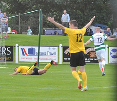 12 Penalty (gurnnurn.com pictures) Tags: nairn county fc wee buckie thistle jags highland league august 2016 station park