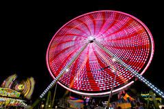 State Fair_Comp_42820-.jpg (Mully410 * Images) Tags: festival falconheights minnesotastatefair minnesota midway nightscene longexposure statefair fair ferriswheel rides