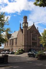 Victoria Hall,Ellon_sep 16_17 (Alan Longmuir.) Tags: grampian aberdeenshire ellon victoriahall