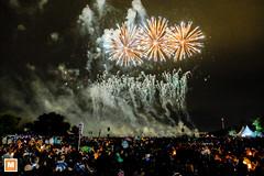 Flammende Sterne (michab100) Tags: michab100 mib mibfoto ostfildern flammendesterne 2016 night nacht outdoor feuerwerk lasershow fireworks party festival scharnhauserpark