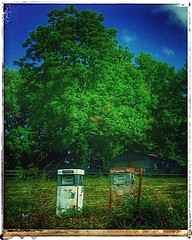 Fill 'er up? (Sherrianne100) Tags: fillerup ozarks missouri rural gaspump