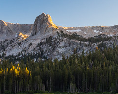 Crystal Crag 2 (MarcCooper_1950) Tags: mammoth lakes landscape outdoors scenery mountains trees lakeshore nikon d810 marccooper lightroom easternsierras crystalcrag