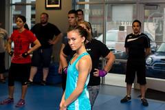 Mallory At Krav Maga Reborn (Daniel Medley) Tags: krav maga reborn sport martial arts fight gym yongnuo 560 iii flash nikon d5200