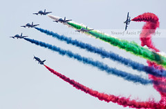 UAE Air Force - Al Fursan I RAK/GMMX I IMAS 2016 (Y.z) Tags: uaeaf uaeairforce unitedarabemiratesairforce uaeafalfursan uaeairforcealfursan alfursan uaeknights theknightsofuae 440 442 430 432 434 437 441 rak kechairport kechairshow2016 kech marrakechmenaraairport marrakechairshow2016 internationalmarrakechairshow imas2016 redcity rawphotography ishootraw aviation airshow aerobaticteam nikon nikonaviation nikonspotters aermacchimb339nat aermacchi mb339nat avgeeks aviationgeeks rawaviation moroccanspotters jet