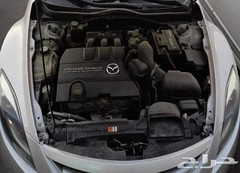 Mazda - Mazda 6 - 2011  (saudi-top-cars) Tags: