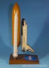 Space Shuttle contractors model (Mike Black photography) Tags: nasa space age memorobilia mercury gemini apollo moon landings museum science mike black nj new jersey shore