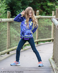 The Mad Sasser (Shannon Tompkins) Tags: canon 6d 85mm daughter porrtrait kids outside outdoors pose sassy cincinnati zoo
