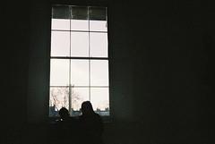 Ghost (Raden Anandra Natalegawa) Tags: minimalism indoor 35mm minolta himatic himaticaf2 london saatchi gallery