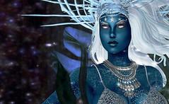 Our Lady of the Stars - 1 (Vamerya Vallejo) Tags: theannex lumae izzies saltpepper exile ikon meva deathrowdesigns alaskametro colescorner aii thebeautifulandtheugly slink omegaappliers talevinsdesigns lelutka
