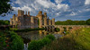Herstmonceux Castle (TanzPanorama) Tags: castle sussex eastsussex brick scenery medieval old history heritage england tanzpanorama sony sonya7ii fe1635mmf4zaoss sel1635z travel tradition herstmonceux herstmonceuxcastle building architecture europe elizabethan clouds moat water reflection bridge queensuniversity internationalstudycentre landscape picturesque picture flickr scenic tourism arches