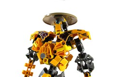 Keetongu (vicent steffens (gerou 100)) Tags: bionicle 3 movie lego revamp 2005 rahi keetongu