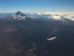 North side of Mt Hood (Matt McGrath Photography) Tags: mounthood oregon unitedstates aerial flight