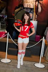 2K -Tokyo Game Show 2016 (Makuhari, Chiba, Japan) (t-mizo) Tags: sigma50mmf14dgart sigma sigma50 sigma5014 sigma50f14 sigma50mm sigma50mmf14 sigma50mmf14exdg sigma50mmf14exdgart sigma50mmart sigma50exdg art 2k  tgs tgs2016 tokyogameshow tokyogameshow2016  2016 makuhari chiba    mihama  makuharimesse     campaigngirl showgirl  companion person  portrait women woman girl girls canon canon5d canon5d3 5dmarkiiii 5dmark3 eos5dmarkiii eos5dmark3 eos5d3 5d3 lr lr6 lightroom6 lightroom lrcc lightroomcc  japan