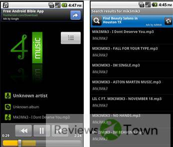 Top 20 Music Download App for Android and iPhone