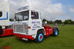 Scania 80 'Bryan Nunn Haulage' reg TDX 397K (erfmike51) Tags: scania80 artic truck lorry bryannunn swedefest2016