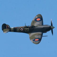 Dawn Patrol at the Goodwood Revival (Edgemo) Tags: spitfire goodwoodrevival goodwood