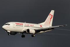 Tunisair Boeing 737-500 at DUS (TS-IOJ) (wilco737) Tags: eddl dus dsseldorf duesseldorf international airport aviation plane planes airplane airplanes spotting spotter planespotter planespotting boeing boeing737 boeing735 boeing737500 b737 b735 b737500 737 735 737500 boeing7375h3 b7375h3 7375h3 27912 ln2701 ln 2701 tsioj monastir tunisair tu tar