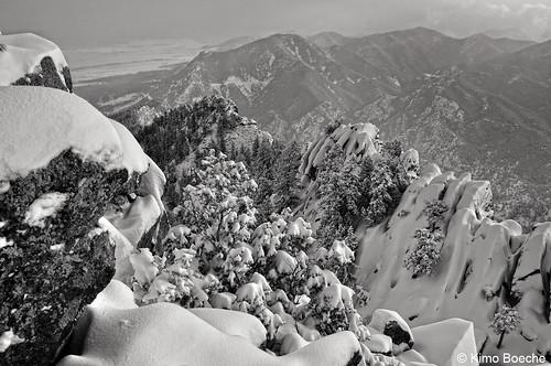 Photo - Snow-capped Vista
