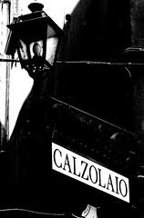 Italian contrasts (Sandrine Vivs-Rotger photography) Tags: italy streetlight bologna