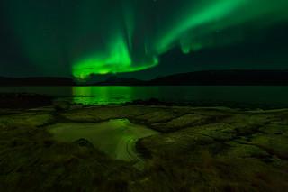 Aurora Borealis 9 December 2012