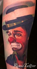 color-clown-tattoo