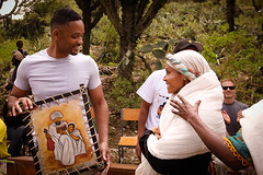 Will & Jada Smith (photo courtesy of charity: water) (Cameron Moll) Tags: charity water ethiopia nonprofit authenticjobs charitywater