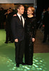 Martin Freeman and Amanda Abbington The Hobbit: An Unexpected Journey -