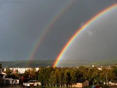 Double rainbow (Lora Black) Tags: nature rainbow sakhalin