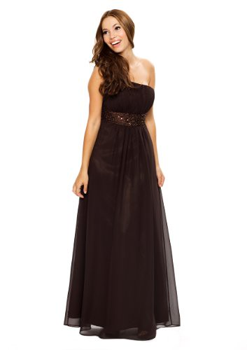 Astrapahl cocktailkleid apricot shop