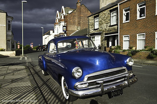 Chevy 1951 / South Shields / England
