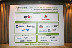 FTTH Council MENA Conference 2012