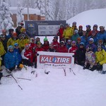 2012 Rising Stars Camp at Sun Peaks