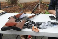 Oakland Gun Buyback (Youth Radio) Tags: sanfrancisco oakland police guns oaklandpolice gunbuyback youthuprising