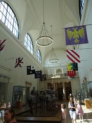 Hall of Arms & Armor (toranosuke) Tags: geotagged flags banners metmuseum armsarmor geo:lat=40779144 geo:lon=7396276999999998