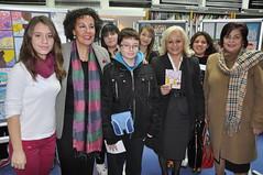 17/12/2012 Mail Art για την «Πρωτοβουλία για το Παιδί» στη Δημόσια Βιβλιοθήκη
