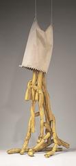 Patatas paja saliéndose de una bolsa, 1966