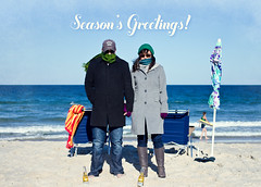 Season's Greetings! (kriegs) Tags: vacation beach us postcard corona christmascard seasonsgreetings 40mmf28 seasidepark jasonanderincom