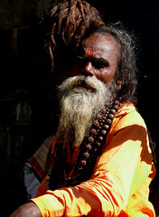 Saddhu  Dakshin Kali (Christian Mathis) Tags: religion saddhu npal bouddhisme dashinkali