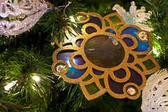 "Disney Fantasy Light-Inspired Ornament • <a style=""font-size:0.8em;"" href=""http://www.flickr.com/photos/8980678@N03/8302495236/"" target=""_blank"">View on Flickr</a>"