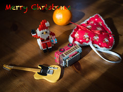 Merry Christmas (kasa51) Tags: toy olympus panasonic pancake 20mm omd  f17   em5