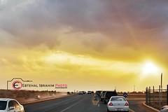 طريق البر (4) (Ebtehal Ibrahim) Tags: canon البر عنيزة الغضا
