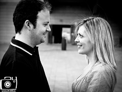 Lydia y Daniel