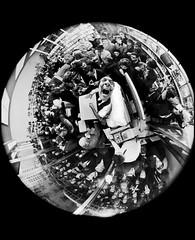 Halsman, Philippe (1906-1979) - 1963 Salvador Dali, Spanish Painter at a Book Signing (RasMarley) Tags: surrealism american surrealist 1960s dali 20thcentury latvian 1963 halsman philippehalsman