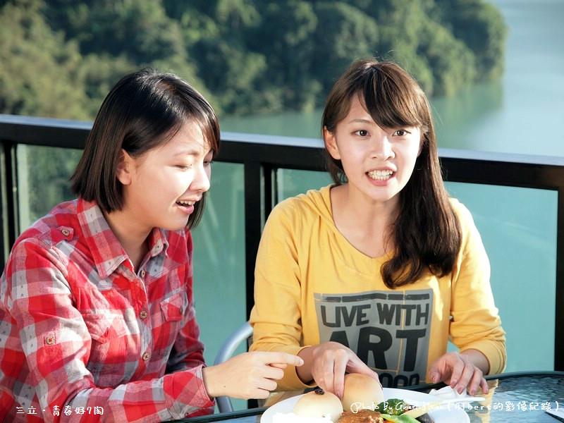 【行腳節目】三立台灣台.青春好7淘(大溪湖畔採訪側拍)